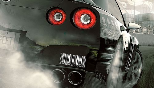 in Japan Barcode Domo Kun Shocker Decal Honda Turbo Truck Car Stickers
